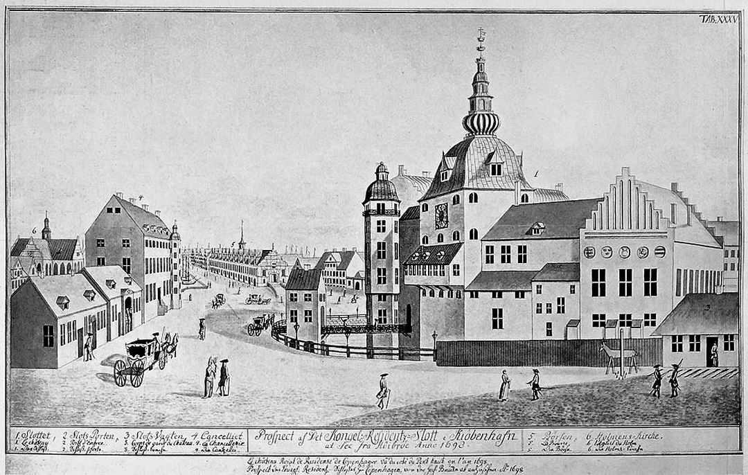 Slotsholmen. Dragør Lokalhistoriske Forening. Arrangement