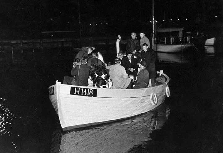 Oktober 1943. Aktionen mod De danske Jøder