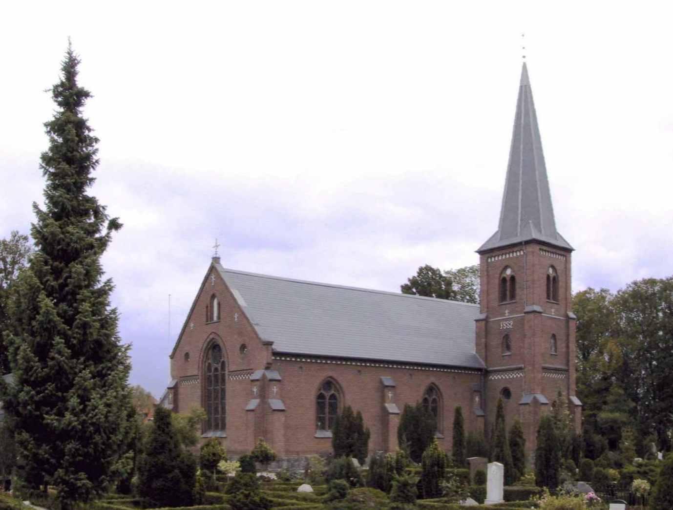 Drag�r Lokalhistoriske Forening - Drag�r Kirke