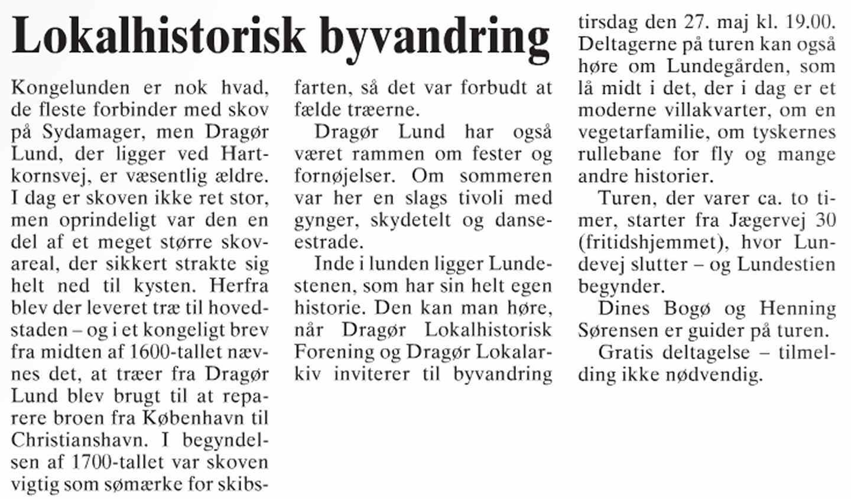 Byvandring 27. maj 2014 - Dines Bogø