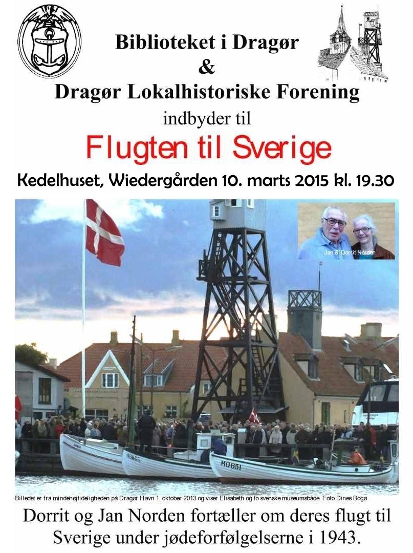 Jan Norden - Dragør Lokalhistoriske Forening