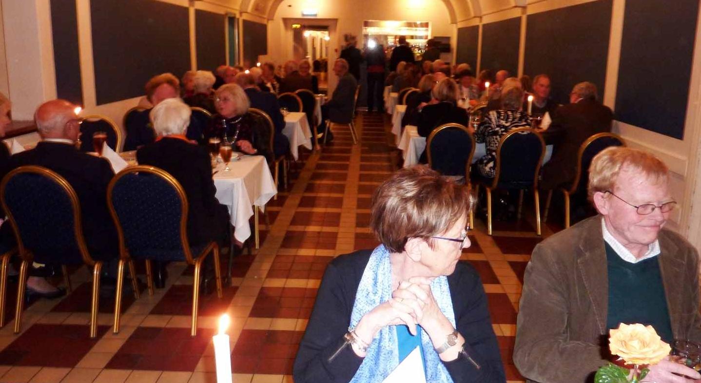 Dragør Lokalhistoriske Forening markerer 20 års jubilæumsdag på Dragør Fort