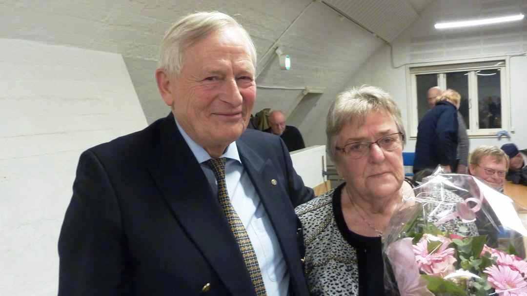 Irene F. Larsen, Dragør