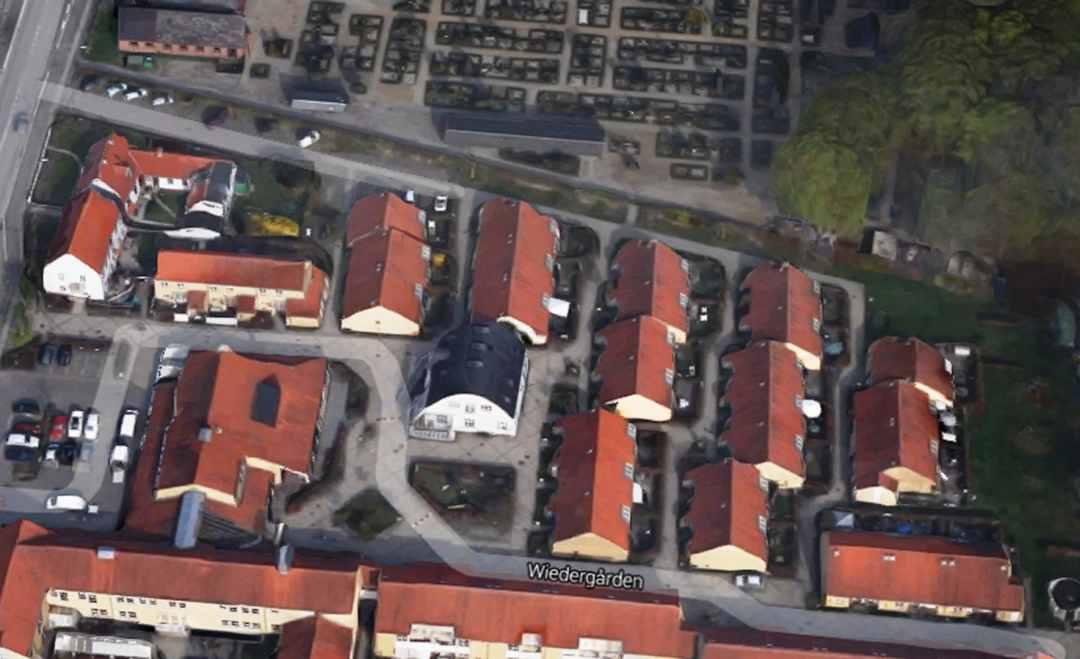 Dragør Lokalhistoriske Foreningen, Wiedergården, generalforsamling